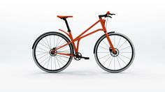 Cylo. Eric Duvauchelle, former design director of Nike, has designed what he calls 'the ultimate urban bicycle'.