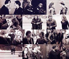 BTS moments with Rupert & Emma