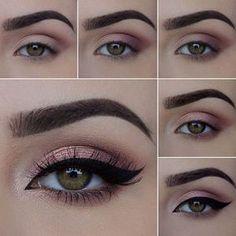 sexy eye makeup - Sexy Augen Make-up – Lidschatten sexy eye makeup – eyeshadow # - Sexy Eye Makeup, Skin Makeup, Eyeshadow Makeup, Pink Eyeshadow, Eyeshadow Palette, Gel Eyeliner, Brown Eyeliner, Colorful Eyeshadow, Eye Makeup For Hazel Eyes