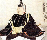 Yamauchi Kazutoyo (1545-1605)