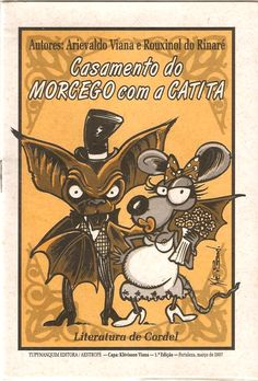 Cordel de Rouxinol do Rinaré e Arievaldo Viana - capa Klévisson Viana Comic Books, Comics, Nightingale, Woodblock Print, Authors, Literatura, Cartoons, Cartoons, Comic
