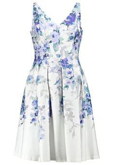 Zauberhaftes Kleid, in dem du allen den Kopf verdrehst. Lauren Ralph Lauren MARIETTA - Freizeitkleid - white/grape/mul für € 169,95 (24.04.16) versandkostenfrei bei Zalando.at bestellen.