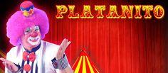 PLATANITO SHOW  Contrataciones: ventas@artimex.tv 3542-6914