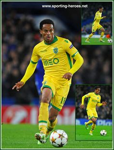André CARRILLO - Sporting Clube De Portugal - 2014/15 UEFA Champions League matches v Chelsea.