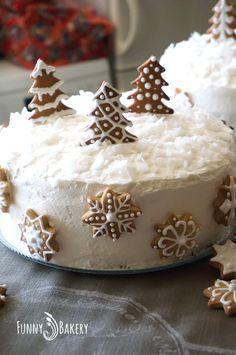 Christmas cake 2015 Коледни торти 2015