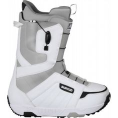 SALE - Burton Moto Snowboard Boots Mens Gray - Was $149.95 - SAVE $53.00. BUY Now - ONLY $96.95