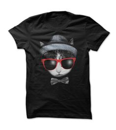 View images & photos of Bowtie Cat t-shirts & hoodies