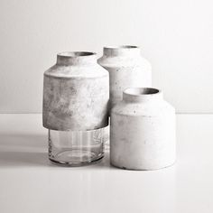 LITTLE MISS CONCRETE Vase (Willmann Vase)