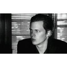 Bill Skarsgard Skarsgard ❤ liked on Polyvore featuring bill skarsgard