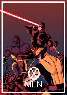 X-Men - Alexeuses