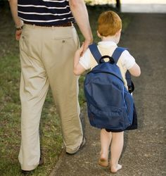 """""""It has been more than nine months since I dropped my son off for his first day of kindergarten, and since that time, I've had to find myself again."""""""