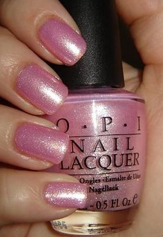 OPI - Princesses Rule - Pinner said, It is extremely thin, so you have to paint on shades to get this dark of a color. Gorgeous Nails, Love Nails, How To Do Nails, Fun Nails, Pretty Nails, Nail Polish Designs, Nail Art Designs, Opi Nail Colors, Nail Polishes