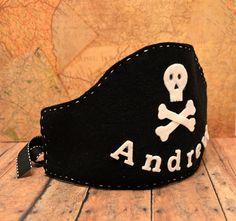 Felt Pirate Hat Pirate hat