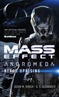 Titan Books will work with acclaimed video gamedeveloper BioWare to publish brand new novels set in theuniverse of MASS EFFECT(TM): ANDROMEDA. The actionwill weave into the new game, with storylines developed inclose collaboration with the BioWare game team. Theaction takes place with the adventure of the game itself,setting up the story and events of the game adding depthand detail to the canonical MASS EFFECT saga.