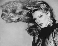 """lelaid: """" Rene Russo by Patrick Demarchelier for Vogue, 1977 """""""