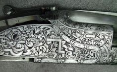 """The Gun Art of Master Engraver Lee Griffiths 