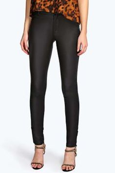 Evie Low Rise Wet Look Skinny Jeans. Get thrilling discounts up to 60% Off at Boohoo using Coupon & Promo Codes.