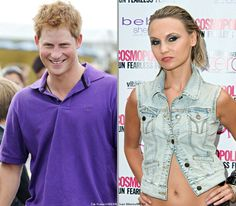 British royal Prince Harry has sparked rumors of a new romance with Scandinavian rock singer Camilla Romestrand. The son of Prince Charles and the late Princess Diana split from his longtime lover Chelsy Davy earlier this year, and is now said to be dating the lead singer of rock band Eddie the Gun after they met in London.