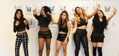 When someone catches you taking a selfie. | 17 More Fifth Harmony Reaction GIFs