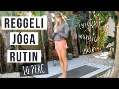 10 PERC REGGELI JÓGA RUTIN | mobilitás + energia + jókedv - YouTube Lose Thigh Fat, Youtube S, Brunch Outfit, Music Licensing, Yoga For Kids, Brigitte Bardot, Zumba, Workout Videos, Pilates