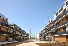 Valenton Housing / Gelin-Lafon