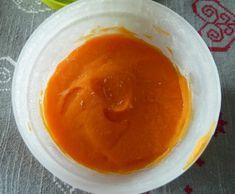 Recette premier petit pot bébé purée de patates douces dès 4 mois par Lucie14 - recette de la catégorie Alimentation pour nourrissons