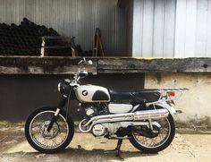 FOR SALE: Our 1966 Honda CL160 - Nashville