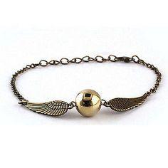 1pcs-Fad-Snitch-Bracelets-Wrist-band-Chain-Bracelet-Bangle-Band-Fashion-JewelryQ