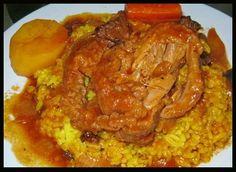 Le riz jaune est beaucoup plus connu en Asie qu'en Afrique. Mais sachez qu'il est
