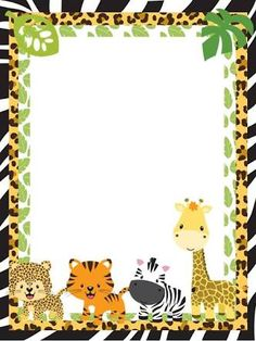 Resultado de imagem para jungle safari food labels free printable