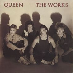 The Works ~ Queen (Vinyl LP)