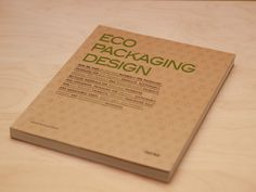 eco packaging design book