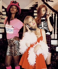 Wildfox Recreates The Entirety Of Clueless In 49 Glorious Pics - obsessed with this look book love #wildfox