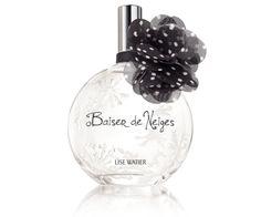 Baiser de Neiges | Lise Watier - www.jeancoutu.com Baies Roses, Christmas Bulbs, Fashion Beauty, Perfume Bottles, Make It Yourself, Holiday Decor, Makeup, How To Make, Fragrances
