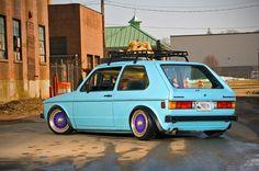VW GOLF1