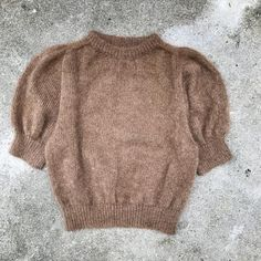 Knitting Projects, Knitting Patterns, Quick Knits, Stockinette, Looks Cool, Pulls, Knit Crochet, Tees, Clothes