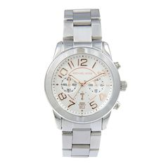 Good value for the money... Ladies Silver Stainless Steel Mercer Watch