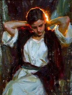 Michael Malm 1972 | Pintor figurativo estadounidense