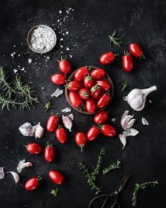 ( BACKDROP TUTORIAL ) tomato confit in the making...on my new backdrop that I hand painted! . today on my IG stories, I have shared my entire process into creating this backdrop...I was craving something dark for my photography, so I decided to create my own backdrop! . I hope my stories will inspire you to maybe try creating your own photography backdrop...this 75x100cm backdrop only cost €20 to create plus about 1 hour of time if you include shopping for the materials! . also...I cannot…