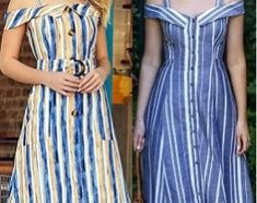 Vestido C&a Azul Marino, ,corto Con Aves Blancas