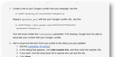 Google+, Authorship, And Your Search Engine Rankings