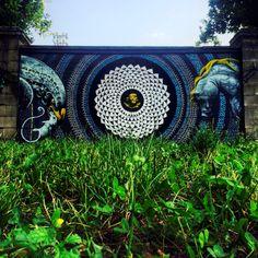 Milan street art