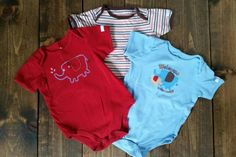 Lot of 3 onesies. Size 6-9 months. $3 9th Month, Onesies, Garage, Kids, Clothes, Fashion, Carport Garage, Young Children, Outfits