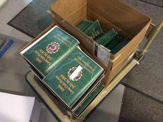 Lone oak picnic books 2014. I've done the last three books including full design and printing.