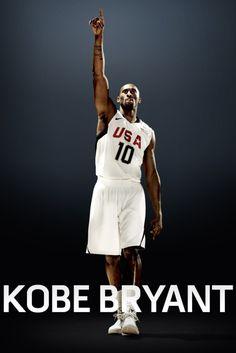LA Lakers | Kobe Bryant, Team USA