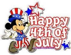 Happy of July! When you look up at the fireworks tonight, remember that there truly is magic in this world. Happy Fourth Of July, July 4th, 4th Of July Clipart, Mickey Mouse, Disney Mickey, Disney Fun, 4th Of July Images, Disney Clipart, 4th Of July Fireworks