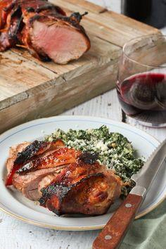 Recipe: Bacon-Brown Sugar Pork Tenderloin