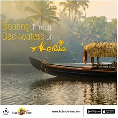 The undisputed highlight of a trip to Kerala is travelling through the 900km network of waterways that fringe the coast and trickle inland. The best way to experience Kerala is by relaxing on a houseboat in the backwaters. To explore this beautiful destination, visit www.irctctourism.com India Holidays, Holiday Packages, Pune, Kerala, Highlight, Travelling, Tourism, Coast, Relax