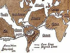 As arguably the most famous lost civilisation, Atlantis is often mentioned in association with Lemuria. It was borne out of the sinking of the Lemurian lands, with a new energy and di… Ancient Aliens, Ancient Art, Ancient History, Ancient Myths, Ancient Rome, Atlantis, Fall Of Eden, Mystery Of History, Earth