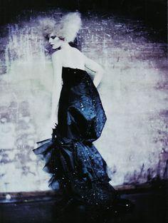 Guinevere van Seenus | Paolo Roversi #photography | Vogue Italia, September 2008